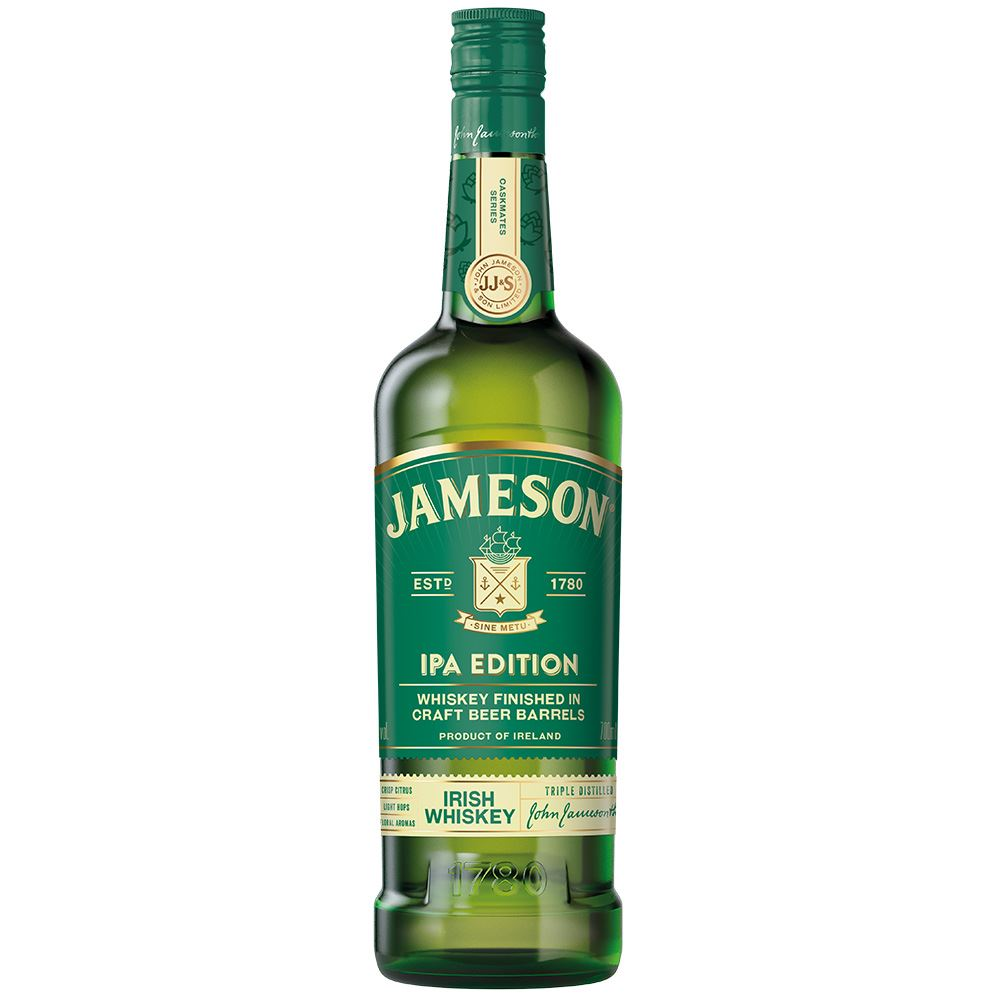 WHISKEY JAMESON IPA CASKMATES 70CL 40%