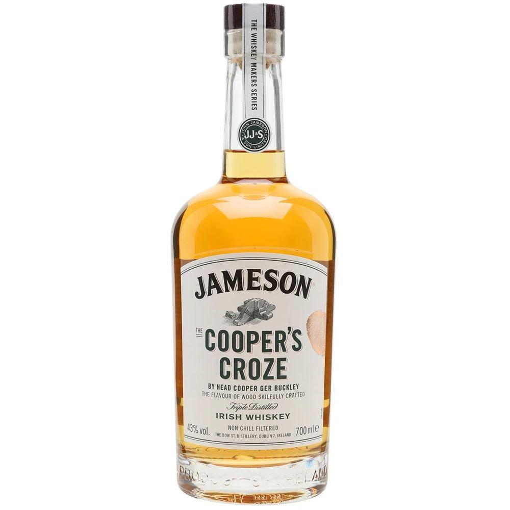 WHISKYJAMESON COOPERS CROZE 70CL 43%