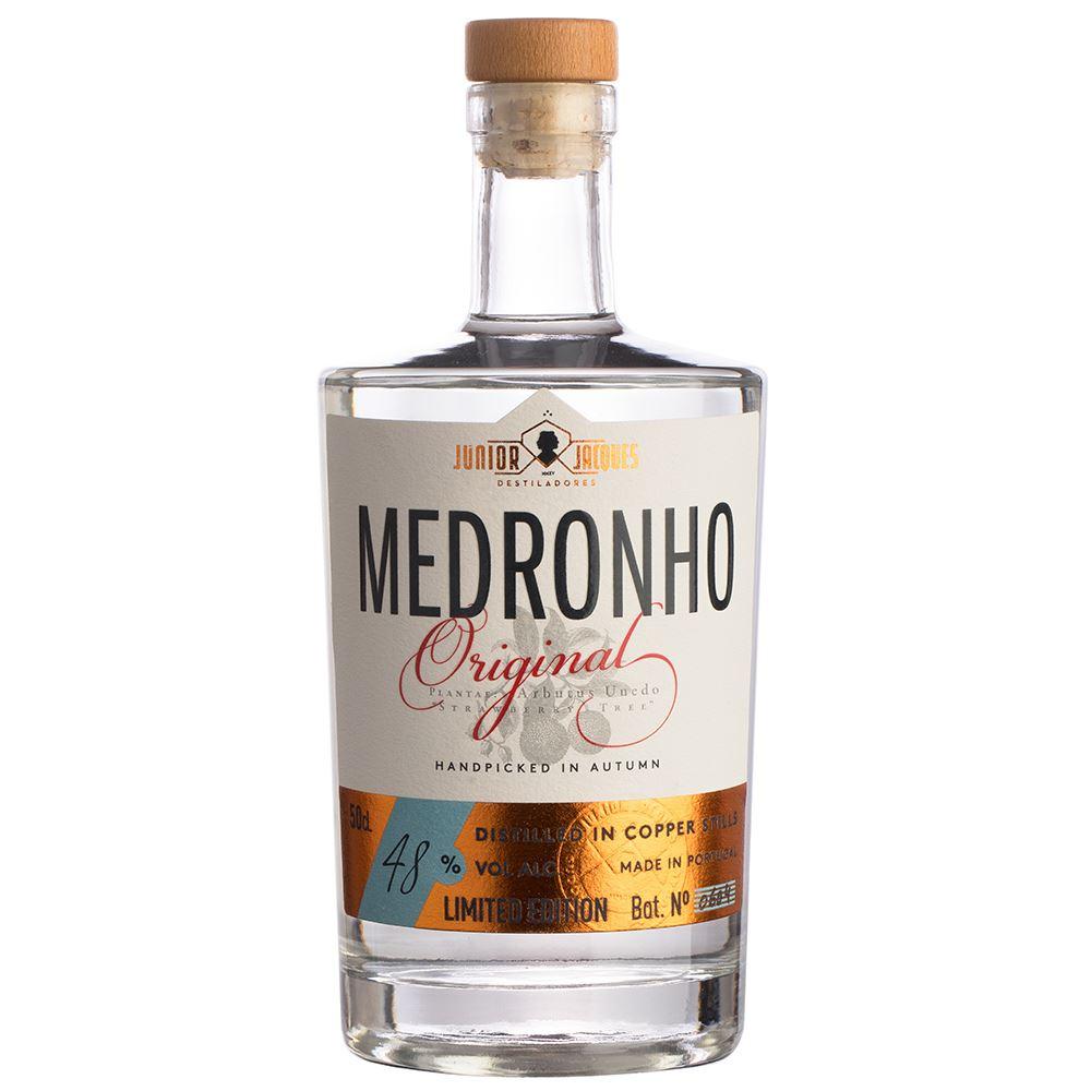 MEDRONHO ORIGINAL JÚNIOR JACQUES 50CL 48%