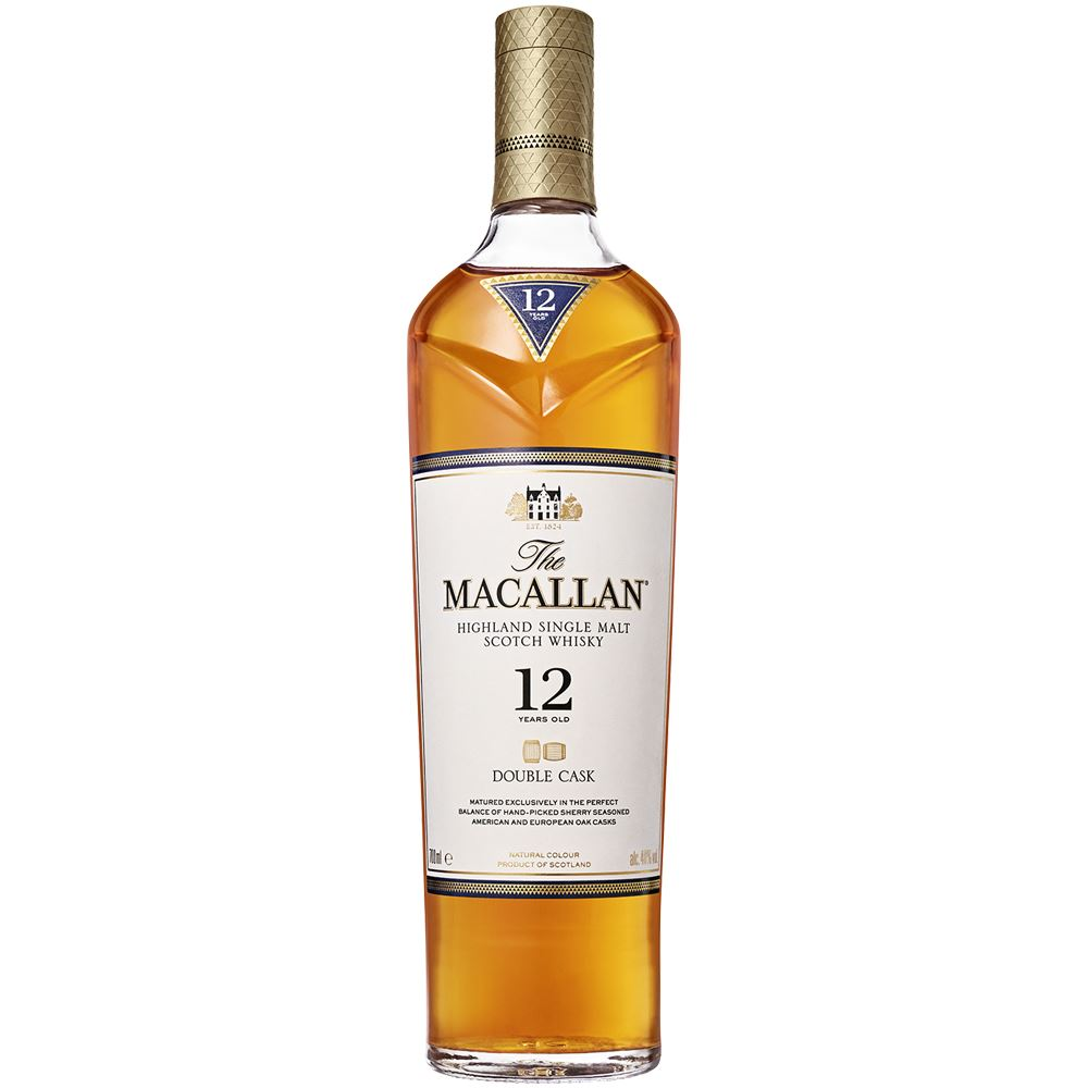 Whisky Single Malt Macallan Double Cask 12 Anos 70cl