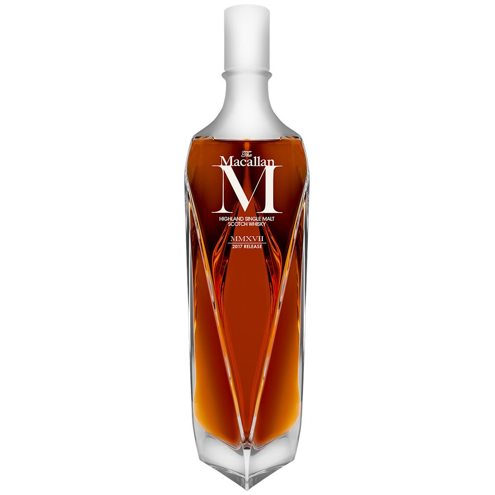 WHISKY MACALLAN M DECANTER 70CL