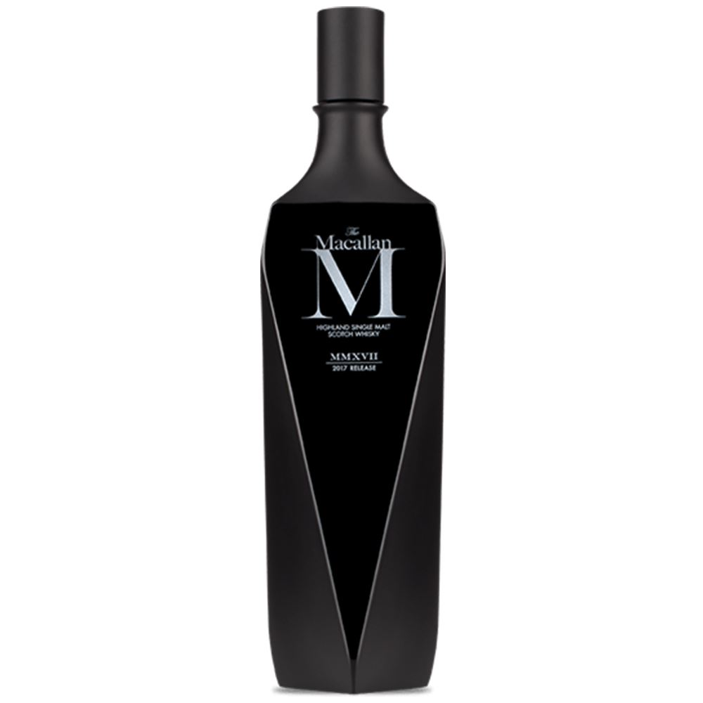 WHISKY MACALLAN BLACK M DECANTER 70CL
