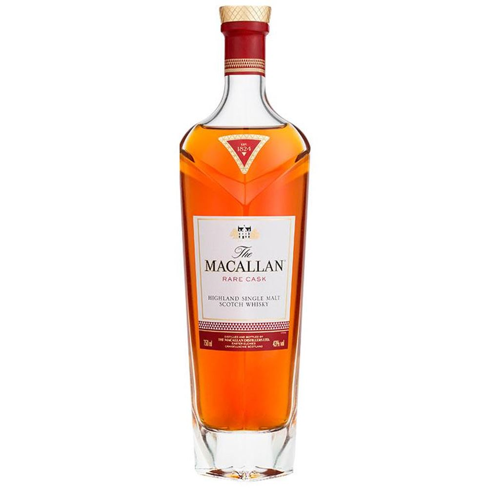 WHISKY MACALLAN RARE CASK 70CL