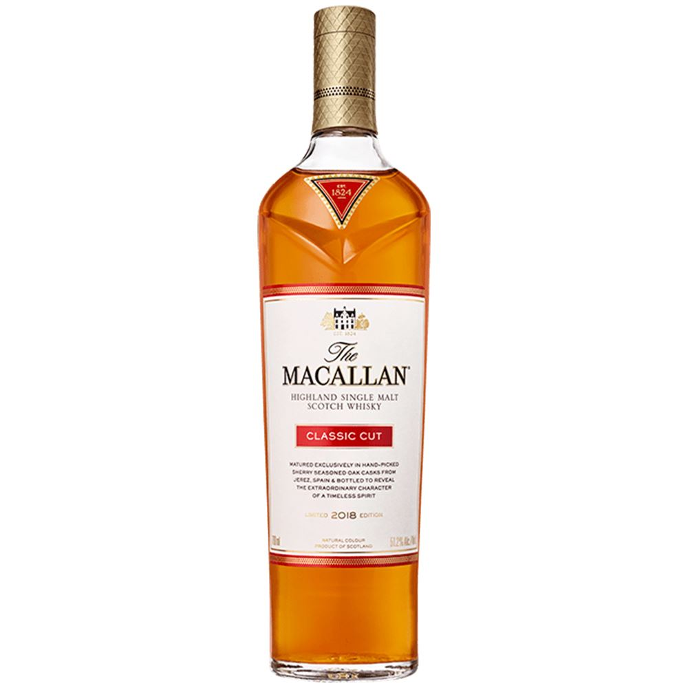 WHISKY MACALLAN CLASSIC CUT 70CL