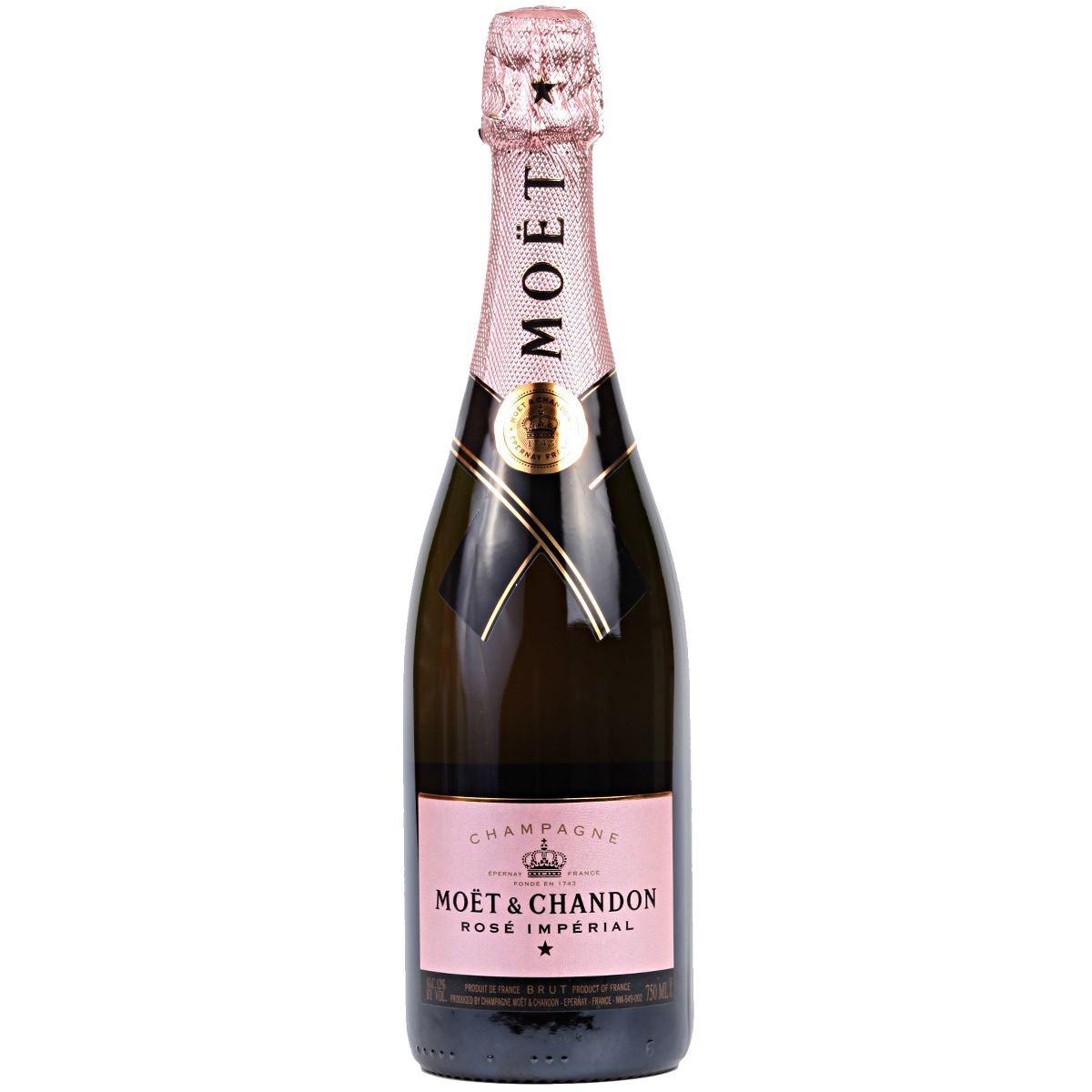 Champagne Rosé Moët & Chandon NV 75cl