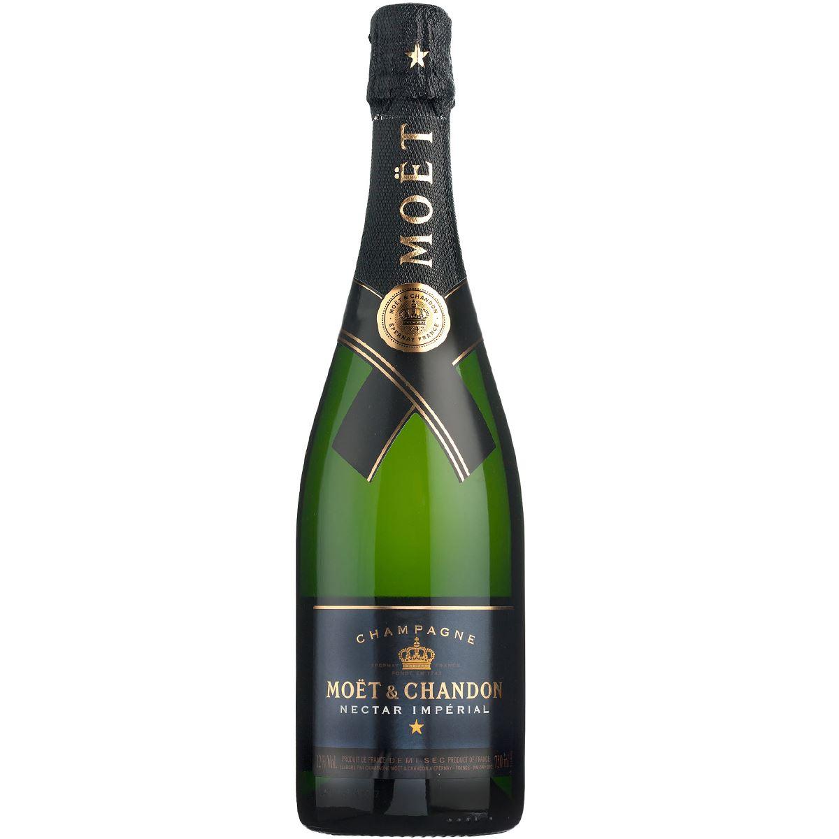 Champagne Doce Moët & Chandon Nectar NV 75cl