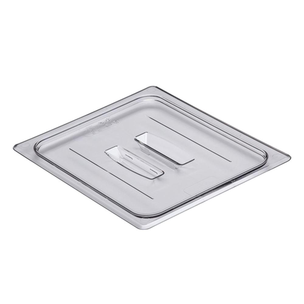 Cambro - GN Plain Lid Polycarbonate 1/2 Clear
