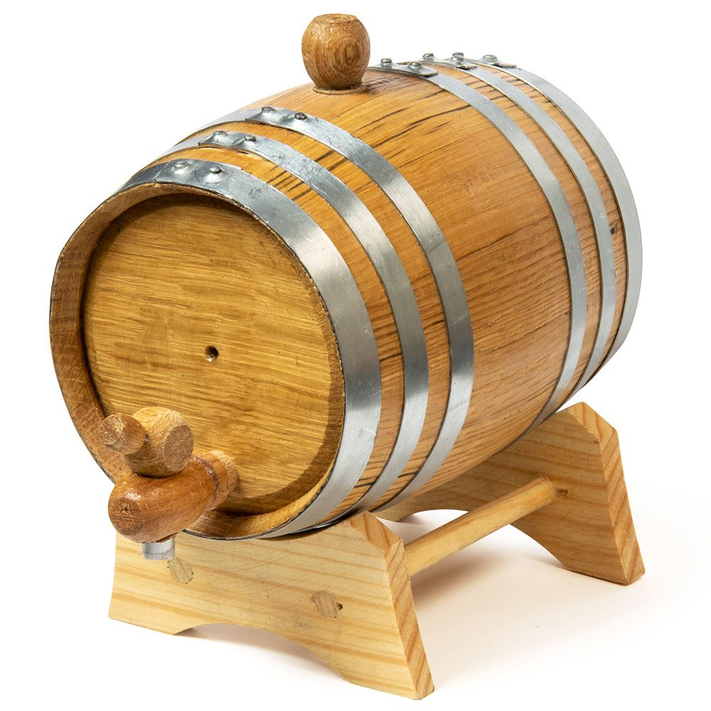 OAK AGEING 1 LITRE BARREL