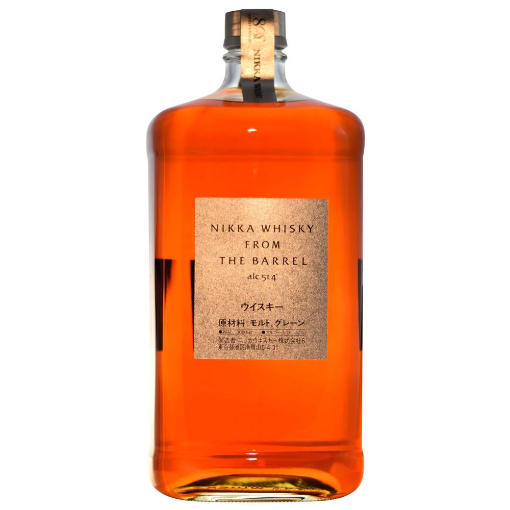 WHISKY NIKKA FROM THE BARREL 3L
