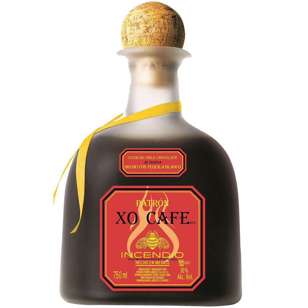 Licor Tequila Patrón X.O. Incendio 70cl