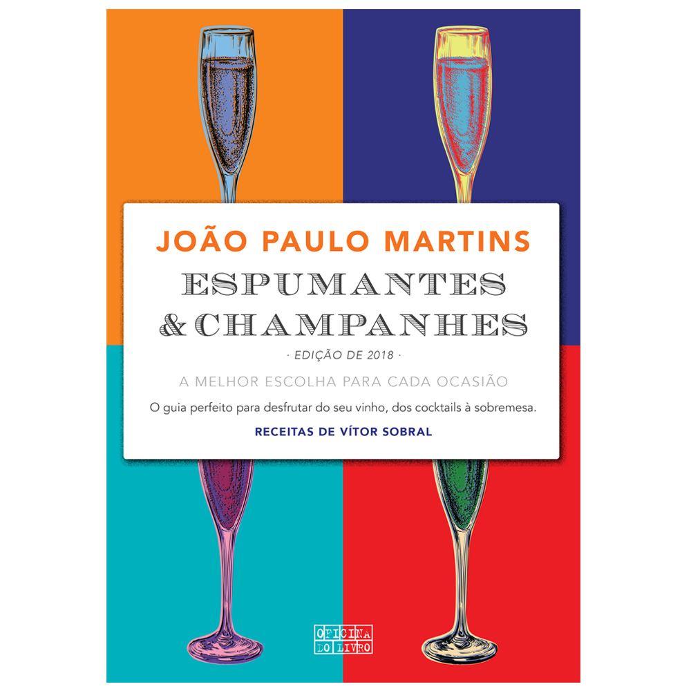 ESPUMANTES & CHAMPANHES DE JOÃO PAULO MARTINS
