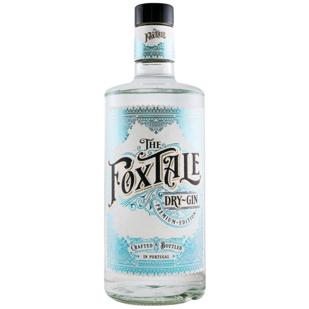GIN THE FOXTALE 1L 40%