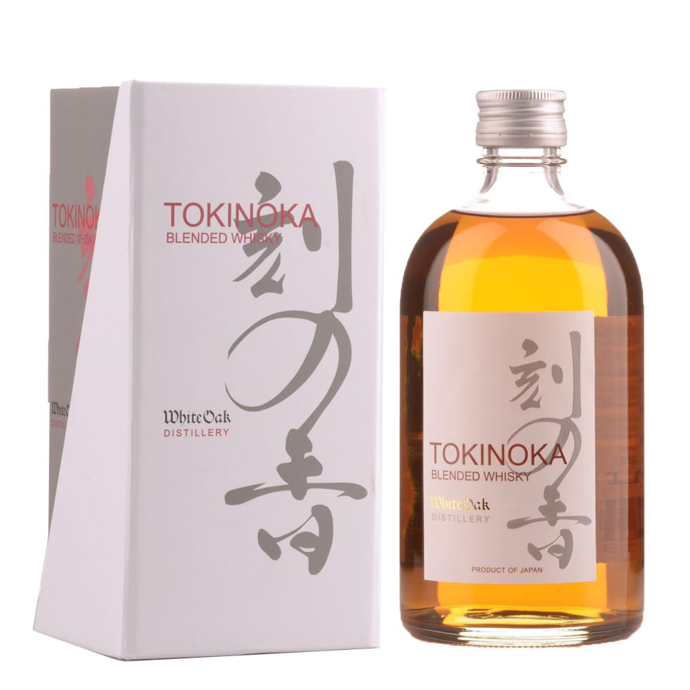 WHISKY BLENDED TOKINOKA JAPÃO 50CL