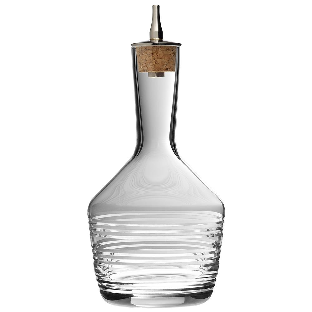 BITTERS BOTTLE HORIZONTAL CUT LARGE 20CL URBAN BAR UB3797