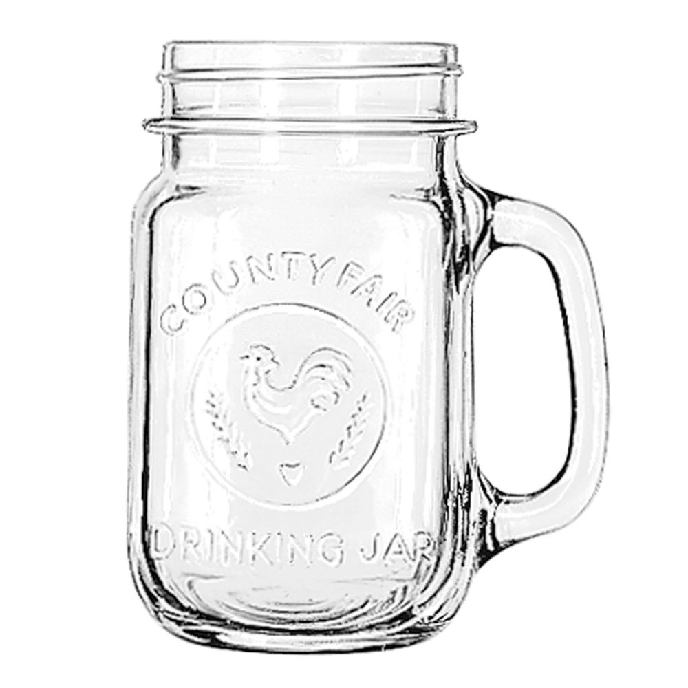 COPOS LIBBEY COCKTAIL MASON JAR COUNTRY 38.8CL